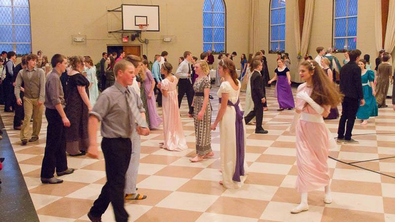 English Country Dance 2015